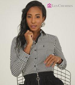 Ofertas de Roupa, Sapatos e Acessórios no catálogo Les Chemises (  Mais de um mês)