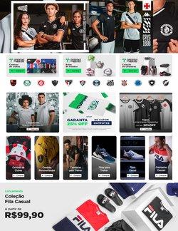 Ofertas Esporte e Fitness no catálogo Fut Fanatics em Ribeirão Preto ( 14 dias mais )