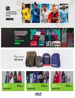 Ofertas de Esporte e Fitness no catálogo Fut Fanatics (  6 dias mais)