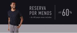 Promoção de Reserva no folheto de Rio de Janeiro