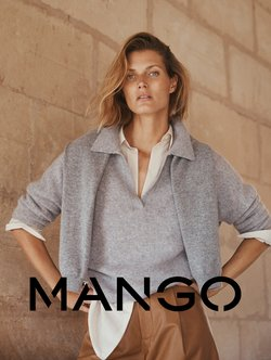 Ofertas de Mango no catálogo Mango (  Vence hoje)
