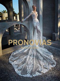 Ofertas Casamentos e Festas no catálogo Pronovias em Carapicuíba ( Mais de um mês )