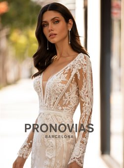 Ofertas Casamentos e Festas no catálogo Pronovias em São Bernardo do Campo ( 16 dias mais )