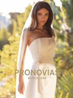 Ofertas de Casamentos e Festas no catálogo Pronovias (  8 dias mais)