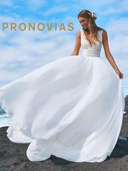 Ofertas de Casamentos e Festas no catálogo Pronovias (  Vence hoje)
