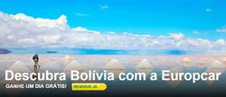 Promoção de Europcar no folheto de São Paulo