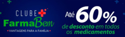Promoção de Farma Bem no folheto de Manaus