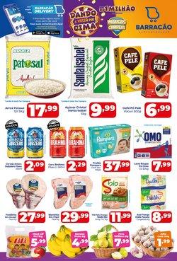 Catálogo Barracão Supermercado ( Válido até amanhã )
