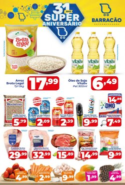 Catálogo Barracão Supermercado (  Publicado hoje)