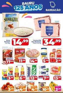 Ofertas de Supermercados no catálogo Barracão Supermercado (  Publicado hoje)