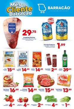 Catálogo Barracão Supermercado (  Válido até amanhã)