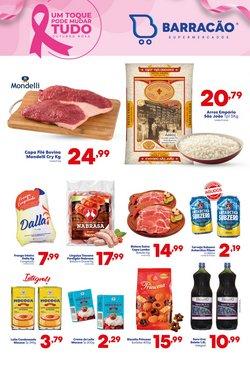 Catálogo Barracão Supermercado (  Vence hoje)