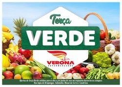 Ofertas de Supermercados no catálogo Verona Supermercados (  Vence hoje)