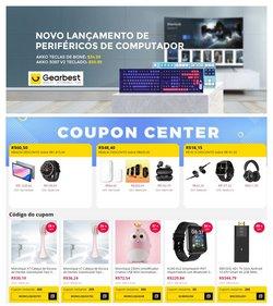 Ofertas Tecnologia e Eletrônicos no catálogo Gearbest em Carapicuíba ( Publicado a 2 dias )
