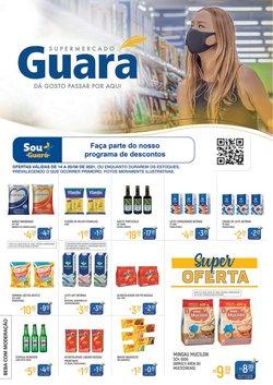 Ofertas de Supermercado Guará no catálogo Supermercado Guará (  Válido até amanhã)