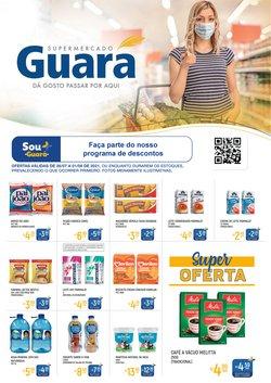 Ofertas de Supermercados no catálogo Supermercado Guará (  2 dias mais)