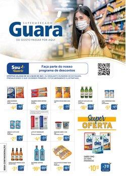 Ofertas de Supermercado Guará no catálogo Supermercado Guará (  4 dias mais)