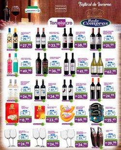 Ofertas de Supermercados no catálogo Rede Compras (  Vence hoje)