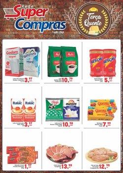 Ofertas de Supermercados no catálogo Rede Super Compras (  Vence hoje)