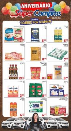 Ofertas de Supermercados no catálogo Rede Super Compras (  Publicado hoje)