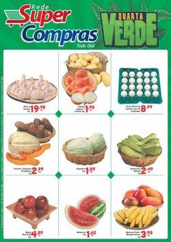 Ofertas de Rede Super Compras no catálogo Rede Super Compras (  Vence hoje)
