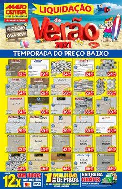 Ofertas Material de Construção no catálogo Mauro Center em Mogi das Cruzes ( 12 dias mais )