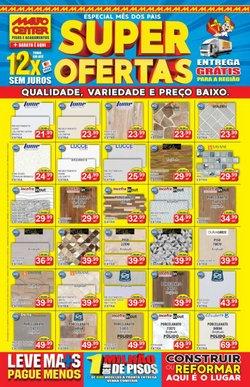 Ofertas de Material de Construção no catálogo Mauro Center (  26 dias mais)