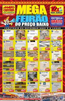 Ofertas de Material de Construção no catálogo Mauro Center (  3 dias mais)