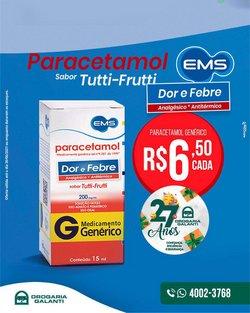 Catálogo Drogaria Galanti (  16 dias mais)