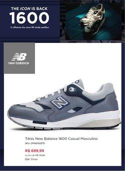 Catálogo New Balance ( Vencido )