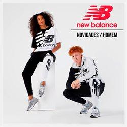 Ofertas de Esporte e Fitness no catálogo New Balance (  Vence hoje)