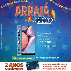 Ofertas de Lojas Obino no catálogo Lojas Obino (  6 dias mais)