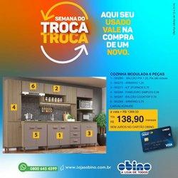 Ofertas de Lojas Obino no catálogo Lojas Obino (  Publicado ontem)