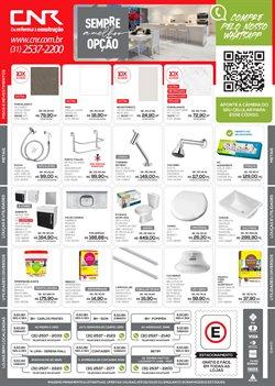Ofertas Material de Construção no catálogo CNR em Betim ( Válido até amanhã )