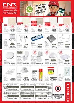 Ofertas de Material de Construção no catálogo CNR (  2 dias mais)