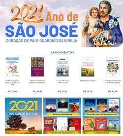 Ofertas Livraria, Papelaria e Material Escolar no catálogo Paulinas em Cachoeirinha ( 8 dias mais )