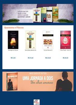 Ofertas Livraria, Papelaria e Material Escolar no catálogo Paulinas em São Gonçalo ( 3 dias mais )