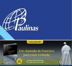 Catálogo Paulinas (  9 dias mais)