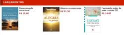 Promoção de Livraria, papelaria, material escolar no folheto de Paulinas em São Paulo
