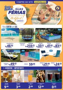 Ofertas de Casa Freitas no catálogo Casa Freitas (  Vencido)