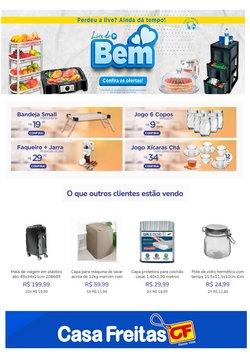 Ofertas de Casa Freitas no catálogo Casa Freitas (  Publicado hoje)