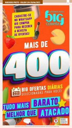 Ofertas de Supermercados no catálogo Supermercados Big Compra (  Publicado ontem)