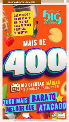 Ofertas de Supermercados no catálogo Supermercados Big Compra (  Válido até amanhã)