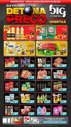Ofertas de Supermercados Big Compra no catálogo Supermercados Big Compra (  Publicado hoje)