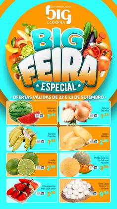 Catálogo Supermercados Big Compra (  Vence hoje)