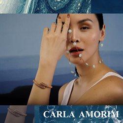 Ofertas Relógios e Joias no catálogo Carla Amorim em São Gonçalo ( Mais de um mês )