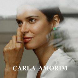 Ofertas de Relógios e Joias no catálogo Carla Amorim (  Mais de um mês)
