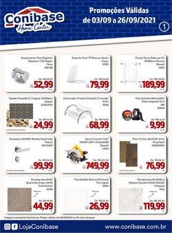 Ofertas de Material de Construção no catálogo Conibase (  3 dias mais)