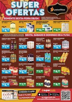 Catálogo Pais e Filhos Supermercados em Juiz de Fora ( Válido até amanhã )