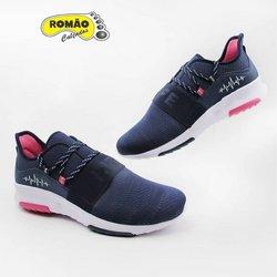 Ofertas Roupa, Sapatos e Acessórios no catálogo Romão Calçados ( Mais de um mês )
